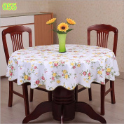 Round Table Cloth - Pastoral Style