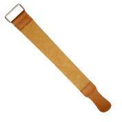 BlueCosto 46cm Straight Razor Strop Leather Sharpening Strap