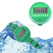 Electronic LCD Water Timer Garden Irrigation Programme Sprinkler Control Timer