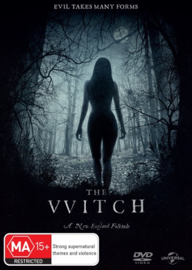 The Witch DVD 1Disc
