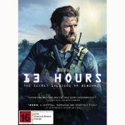 13 Hours The Secret Soldiers of Benghazi  [Region 4]