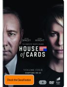 House of Cards Season 4  [Region 4]