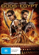 Gods of Egypt DVD  [Region 4]