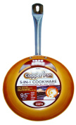 Cooper Frying Pan 24cm Non Sick Ceremic Infused Titanium Steel