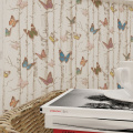 SimpleLife4U Colourful Butterfly Contact Paper Decorative Vinyl Self Adhesive Shelf Drawer Liner 43cm x 300cm