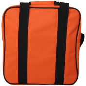 Tenth Frame Basic Single Tote Orange Bowling Bag