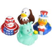 Patriotic Duckies - 12 per pack