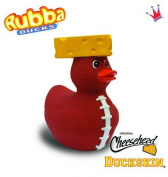 Rubba Ducks RD00241 Cheesehead Duckskin
