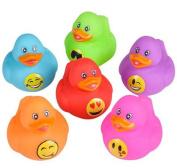 Emoji Rubber Duckies