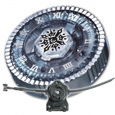 Beyblade Basalt Horogium Twisted Tempo Pack With LL2 Launcher and Rip Cord Shipped and Sold From US
