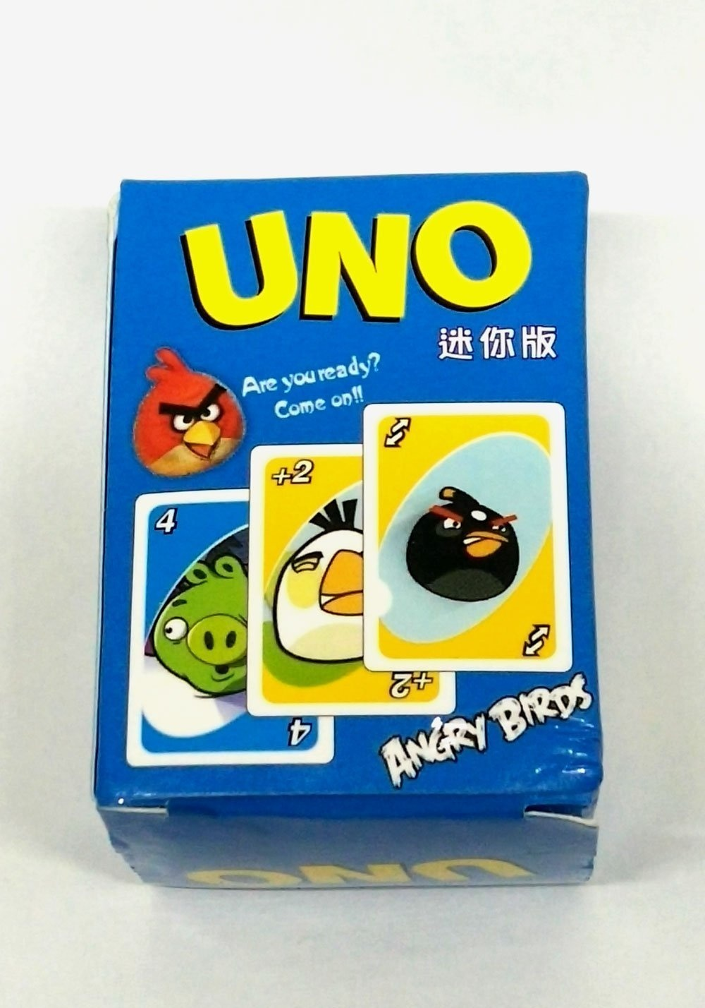 Mini Uno Card Game Toys: Buy Online from Fishpond.com.au