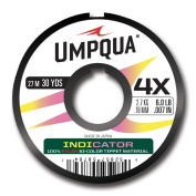 Umpqua Fly Fishing Two-Colour Neon High Visibility Nymphing Bite Indicator Tippet