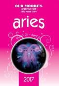 Old Moore's 2017 Astral Diaries Aries