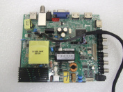 PROSCAN PLDED3996A-E CV3393BH-U39 1.81.60.00314 MAIN VIDEO BOARD 3355