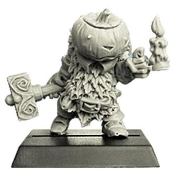 28mm Fantasy Miniatures: Dyniaq with Hammer