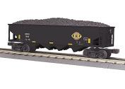 Buffalo and Pittsburgh 4-Bay Hopper Car w/ Coal Load