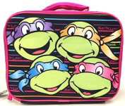 Teenage Mutant Ninja Turtles Insulated Lunch Box with PINK Accents