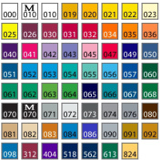 Oracal 651 - Ultimate 1.5m Length Assortment - ALL 63 Colours Unbeatable Value