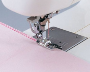 HONEYSEW SA135 Overlock Vertical Foot Overcast and Sew a Seam at the Same Time 006803008