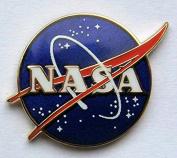 Nasa Vector Logo Pin Official Nasa Space Programme