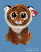 "Ty Classic Beanies Tiggs the Bengal Tiger 25cm Medium Buddy Size 9"""