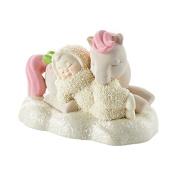 Snowbabies Department 56 Guest Collection Good Night, Snuzzle Figurine, 8.3cm