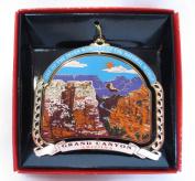 Grand Canyon Ornament Christmas Colour Brass Souvenir Gift