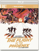 Flight of the Phoenix - The Masters of Cinema Series [Region B] [Blu-ray]
