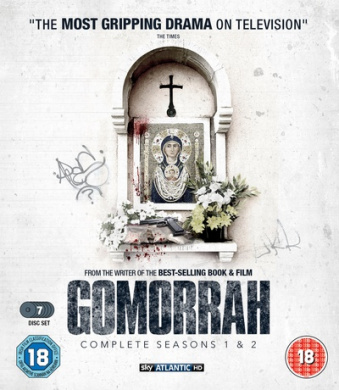 Gomorrah: The Complete Seasons 1 and 2