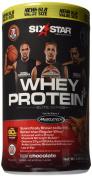 Six Star Pro Nutrition Elite Series Whey Protein Powder, Triple Chocolate, 2.3kg