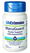 MacuGuard Ocular Support with Astaxanthin 60 softgels-PACK-2