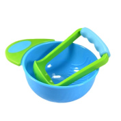 DINGANG® Mash and Serve Bowl for Making Homemade Baby Food,5 Colours Available
