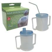 Anti-Splash Elderly Drinking Cup, 300ml