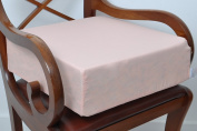 Luxury Help You Up Booster Cushion with a Peach Case