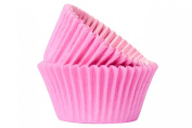 48 x Pink Cupcake Muffin Cases