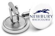 Newbury Racing Cufflinks, Mens gifts,wedding,groom,jockys,