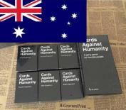Cards Against Humanity AU V1.7 Full Set + Expansion packs #1 2 3 4 5 6