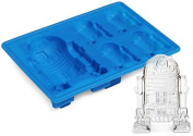 Jelly Bean Star Wars R2-D2 Silicone Tray Ice Chocolate Soap Mould