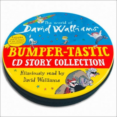 The World of David Walliams: Bumper-tastic CD Story Collection