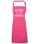 REAL MEN BAKE BREAD' Cooking/Baking/Barbecue apron