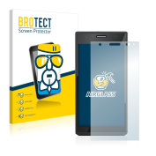 BROTECT AirGlass Flexible Glass Protector for Panasonic Lumix DMC-CM1 Screen Protector Glass - Extra-Hard, Ultra-Light