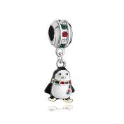 Penguin Charms Cheap Sale Fit Pandora Charm Bracelets