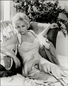 KIM NOVAK AUTOGRAPH GLOSSY PHOTO PRINT