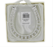 LUCKY HORSE SHOE WITH DIAMANTE DETAIL STYLE - LP16490