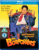 The Borrowers [Region B] [Blu-ray]