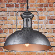 Farmhouse Black Bronze Pendant Light Barn Lamp with Adjustable Chains