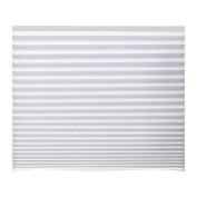 IKEA SCHOTTIS - Pleated blind, white - 90x190 cm