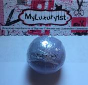 Lavender Scented Golf Ball Sized Bath Bomb Fizzie MyLuxury1st 45ml