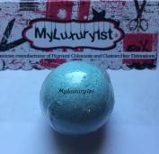 Positively Fierce Golf Ball Sized Bath Bomb Scented Fizzy MyLuxury1st 45ml