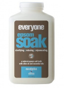 Everyone Moisturising Eucalyptus & Citrus Bath Soak - 590ml